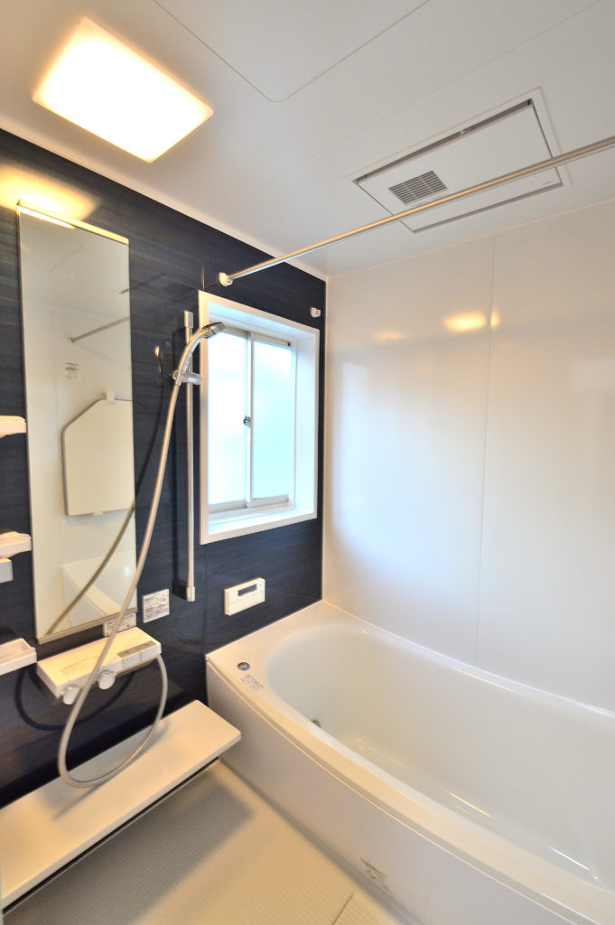 藤岡市前田邸浴室リフォーム工事