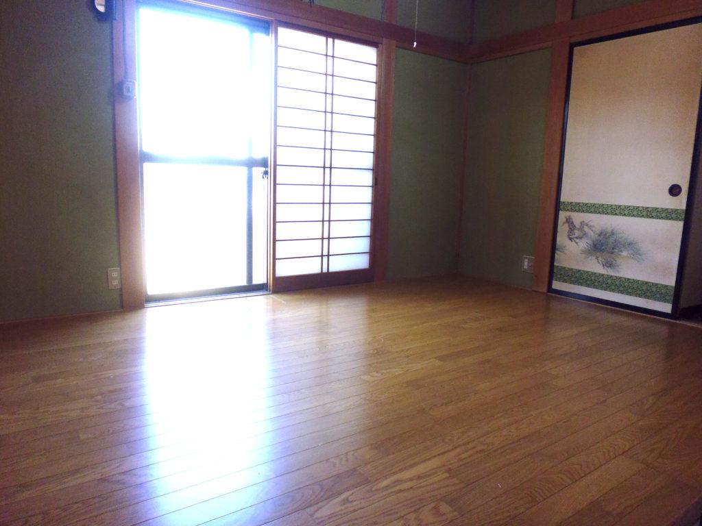 藤岡市富田様邸和室改修工事
