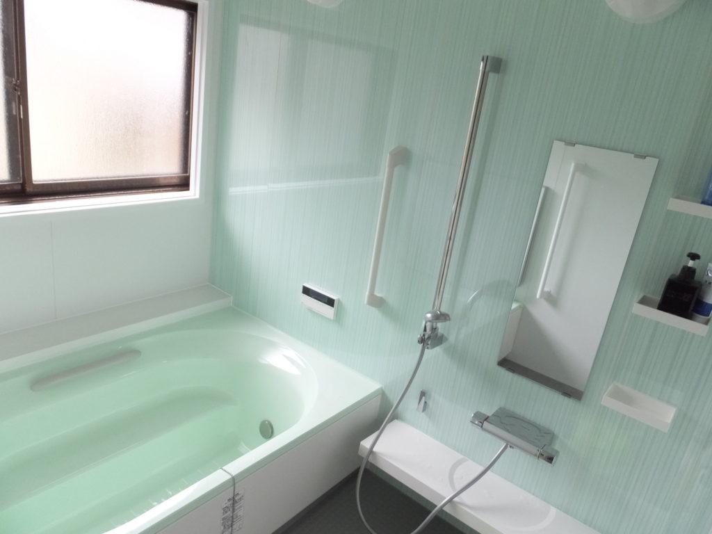 浴室 手摺り 住宅改修