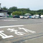 駐車場のライン引き工事|高崎市リフォーム