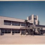 45年前の社屋写真