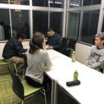 協力業者さんとの意見交換|リフォーム