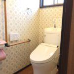 トイレ交換で快適空間に|トイレ交換【藤岡市リフォーム】