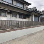 劣化したブロック塀を安全で快適に改修 | 道路境界塀工事【藤岡市エクステリア】