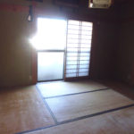 富田邸和室改修工事前