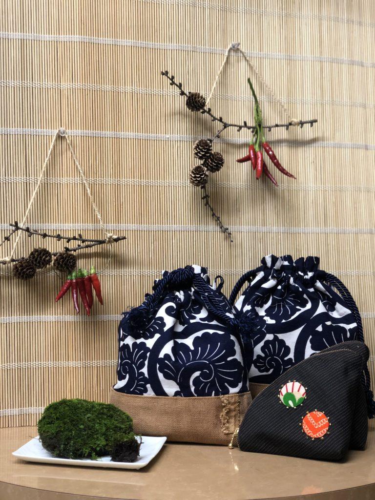 古布の手作り小物と雑貨
