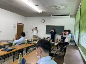 社内カメラ勉強会1
