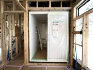 旧店舗→新浴室